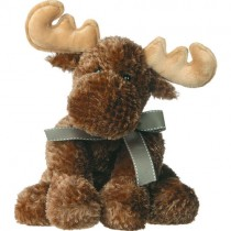 Plush Moose, Large