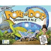Poke-A-Dot Poppers - Dinosaurs A to Z