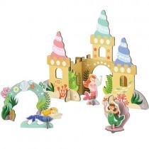 Pop-Out, Mermaid Castle