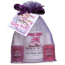 Piggy Paint Nail Polish, Girls Rule Gift Set