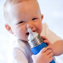 Pura Kiki Stainless Steel Insulated Baby Bottle