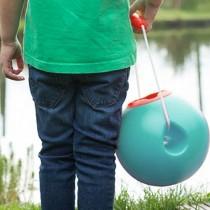 QUUT Ballo Bucket, Vintage Blue