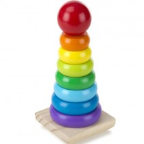 Rainbow Stacker Classic Toy
