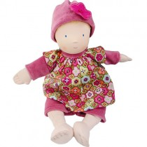 Rubber Soft Baby Doll, Ruby
