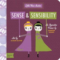 Sense & Sensibility, BabyLit Opposites Primer