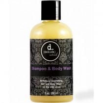 Delish-ious Shampoo & Body Wash, Lice Ninja