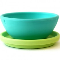 Silicone Bowl & Lid Set