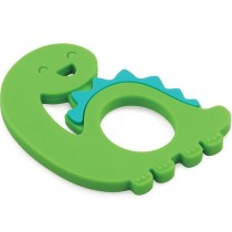 Silicone Teether, Dino