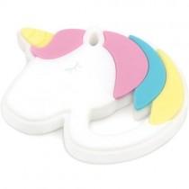 Silicone Teether, Unicorn