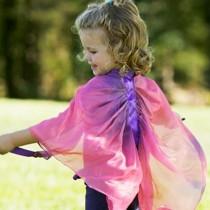 Silk Wings - Fairy (pink/purple)