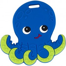 Silli Chews Silicone Teething Toy, Octopus