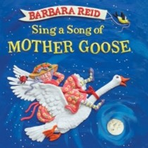 Sing a Song of Mother Goose, Board Book