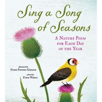 Sing a Song of Seasons, Hardcover