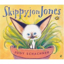 Skippyjon Jones Book w/ CD