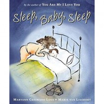 Sleep Baby Sleep, Board Book