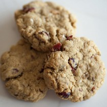 Snappy Snack Lactation Cookie Mix, Cranberry Crisp (Dairy Free)