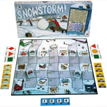 Snow Storm, Cooperative Game