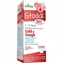 Stodal Children's Cold & Cough Syrup
