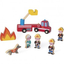 Story Box, Firefighters