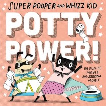 Super Pooper and Whizz Kid - Potty Power!