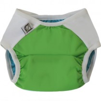 Super Undies Training Pants -  Hybrid Snap On, Green