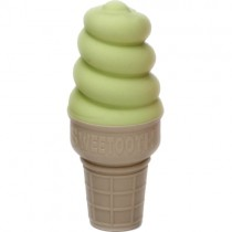 SweeTooth Ice Cream Teething Toy, Green