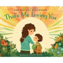 That's Me Loving You, Board Book