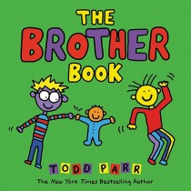 Todd Parr, The Brother Book (Hardcover)