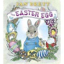The Easter Egg, Board Book