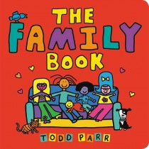 Todd Parr, The Family Book (Board Book)
