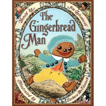 The Gingerbread Man, Board Book