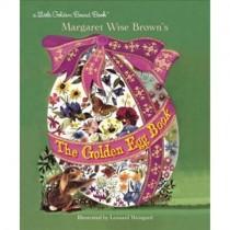 The Golden Egg Book, Board Book
