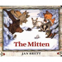The Mitten, Board Book