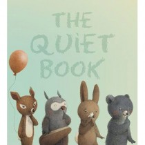 The Quiet Book, Padded Board Book