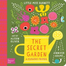 The Secret Garden, BabyLit Board Book