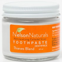 Nelson Remineralizing Toothpaste, Thieves Blend