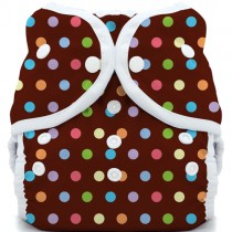 Thirsties Duo Diaper Covers, Polka Dance
