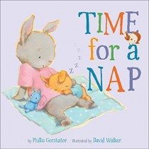 Time for a Nap (Hardcover)