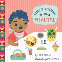 Tiny Blessings: For Mealtime, Board Book
