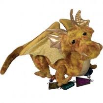 Topaz Golden Dragon