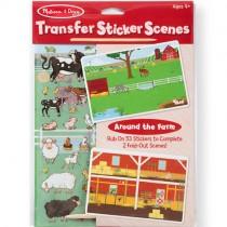 Transfer Sticker Scenes