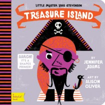 Treasure Island, BabyLit Board Book