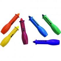 Tub Art Crayons - Set of 6