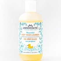 Anointment Bubble Bath & Body Wash, Unscented