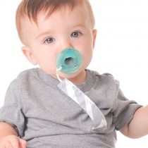 Waterproof Baby Pacifier Clip