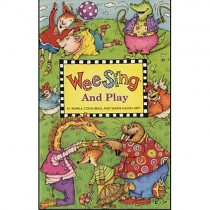 Wee Sing and Play, Book w/CD