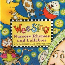 Wee Sign Nursery Rhymes, Book w/CD