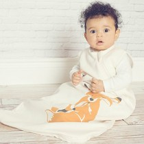 Wee Urban Cozy Basics Baby Sleep Bag