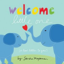 Welcome Little One, Board Book
