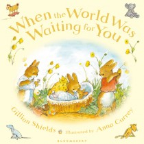 When the World Was Waiting for You, Board Book